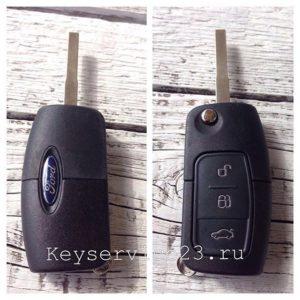 сделать чип ключ для ford, чип ключ для ford недорого
