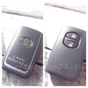 сделать чип ключ для land-cruiser, чип ключ для land-cruiser недорого