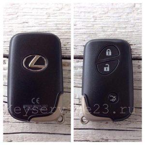 сделать чип ключ для lexus, чип ключ для lexus недорого