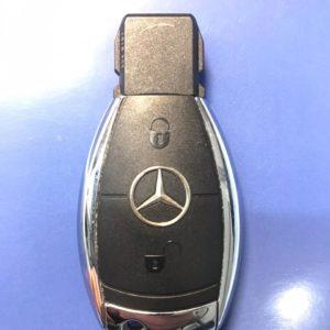 Ключ Mercedes, б.у. оригинал, 5000 р.