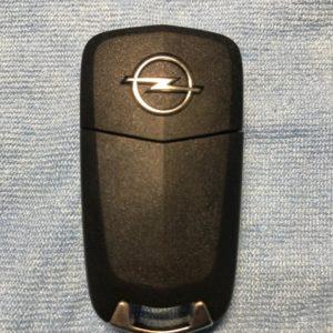 Ключ Opel, оригинал, выкидной, цена 7000 р.