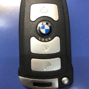 Смарт ключ BMW 7 серии, плата оригинал, цена 7000 р.